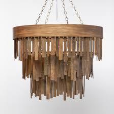 monte modern deco aged brass chandelier mecox gardens