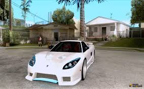 custom honda nsx nsx veilside from fnf 3 for gta san andreas