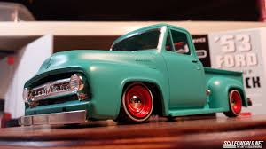 Classic Ford Truck Names - blue dream 53 ford pickup scaledworld