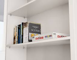 Bookcase Shelf Support Shelf Supports Do It Yourself Hettich