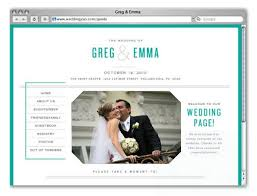 wedding registry website the wedding website a dominick events