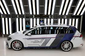 volvo gtt electrified volkswagen golf gti concepts debut autoguide com news