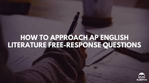 Answering The Essay Short Answer Exam Question Quality Writing by How To Approach Ap English Literature Free Response Questions