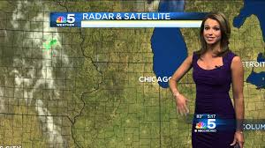 Chicago Weather Map by Cheryl Scott 2013 08 24 Nbc Chicago Hd Youtube