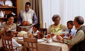 thanksgiving with black families will you up dish nation