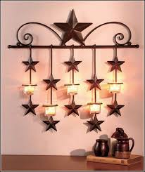 awesome home decor star part 12 country star wall decor