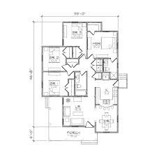 surprising floor plan of bungalow 91 with additional modern house