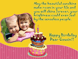 birthday wishes for cousin brother greetings and messages