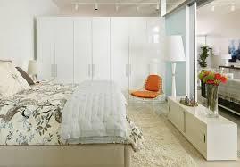 la chambre blanche placard de la chambre blanche deco maison moderne
