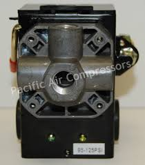black max air compressor pressure switch 120 volt 95 125 psi