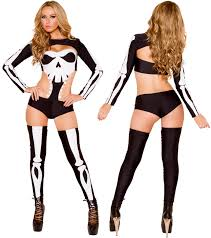 skeleton costume nelasportswear women u0027s fitness