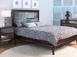 Mirror Bed Frame Mirrored Headboard Bedroom Set Gallery Also As An Picture Mirror