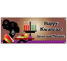 Kwanzaa Decorations Kwanzaa Celebration Theme Banner