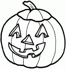 halloween pumpkin coloring pages 21299