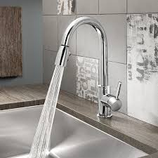 Kitchen Faucet Chrome - chrome kitchen faucet 100 images shop kitchen faucets at