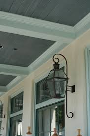 Outdoor Patio Ceiling Ideas by Renewing A Porch Ceiling With Fascia Our Home Renovations