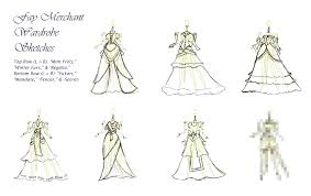 fay merchant dress sketches by xerkylereizem on deviantart