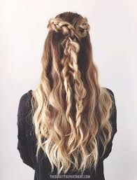 the beauty department your daily dose of pretty 2 braids 3 ways