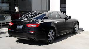 black maserati cars 2014 maserati quattroporte s q4 stock 5906 for sale near redondo