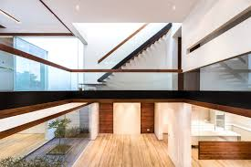 Home Interiors India Gallery Of House In Mohali Charged Voids 10