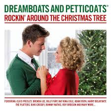 dreamboats and petticoats rockin u0027 around the christmas tree