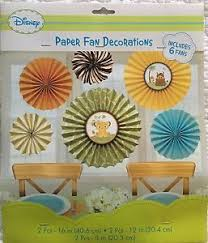 paper fan circle decorations lion king sweet circle of love paper fan decorations ebay