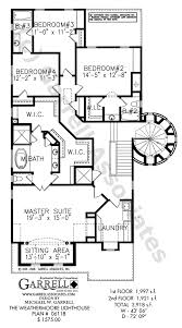 lighthouse floor plans weathermoore lighthouse plan house plans by garrell associates inc