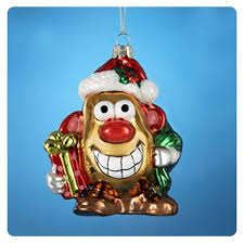 mr potato ornament rainforest islands ferry