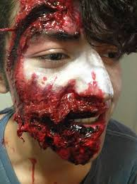 halloween makeup blood get your zombie on simple steps to perfect zombie makeup alaska