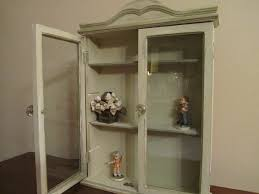 Shabby Chic Kitchen Cabinets Ideas Shabby Chic Wall Cabinets For The Bathroom B American