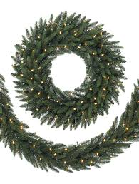 Garland With Lights Accessories Wreath Garland Battery Powered