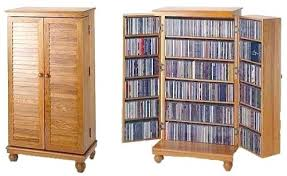 cd cabinet with doors cd holder furniture wood storage cabinet storage units stand media