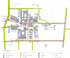 map and parking tampere university of technology