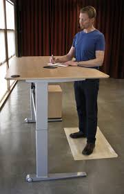Ergonomic Standing Desks Benefits Of Using Adjustable Height Desk Marku Home Design