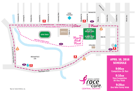 Map Of Indiana State Parks by Pink Power Illustrates Impact Of Race For The Cure Stories