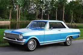 nova engine options 1964