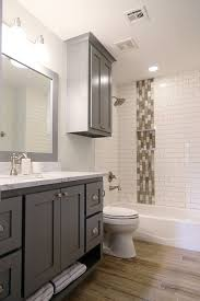 Tile Bathroom Designs Great 16 Beautiful Bathrooms With Subway Tile Intended For White