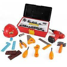 Workman Tool Bench Workman Toy Tool Belt And Hard Hat Set Ebay