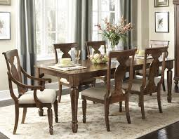 with cherry wood dining room sets decor image 1 of 20