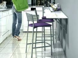 table de cuisine haute avec tabouret table haute de cuisine avec tabouret cool table bar cuisine