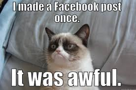 How To Post A Meme On Facebook - funny lol 2014 facebook post