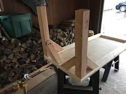 Diy Desk Legs Diy Desk Dave Eddy