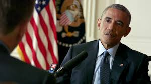 Obama No American Flag President Obama Defends His Record On Race Code Switch Npr
