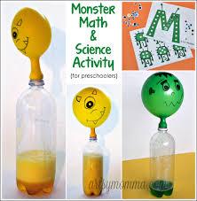 m is for math science preschool activities artsy momma
