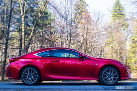 2016 lexus rc 200t coupe review 2016 lexus rc 350 f sport review doubleclutch ca