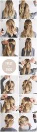 Easy Updo Hairstyles For Thin Hair by 27 Incredible Hairstyles For Thin Hair Thin Hair Hair Style And