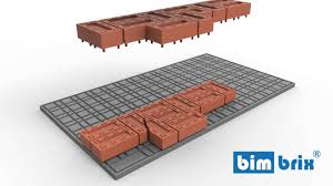 one brick thick flemish bond with attached pier half brick thick