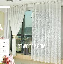White Patterned Curtains White Patterned Curtains Size Of Cheap Sheer Curtains White