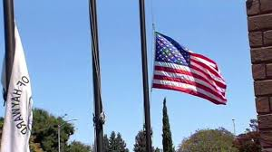 Honor Flag Scott Lunger Abc7news Com