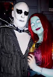 happy halloween from jack and sally